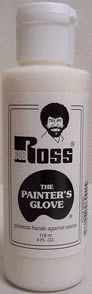 Bob Ross Painter's Glove
