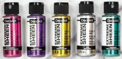 DecoArt Extreme Sheen Paint