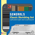 General's Classic Sketching Set
