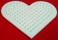 Royal and Langnickel Heart Shaped Brush Grooming Pad