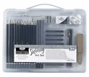 Small Sketching Art Set