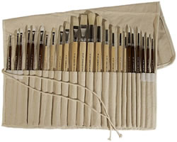 Brush Value Pack with Roll-Up