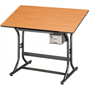 alvin craftmaster junior art drawing and hobby table