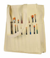 Crafter's and Painter's Tote Bag, Alvin Heritage