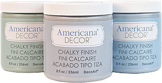 DecoArt Americana Chalky Finish Paint