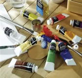 Artists Water Mixable Oil Colors