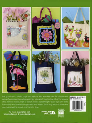 Tote-ally Fun to Paint - Fun and Easy Fabric Painting Ideas