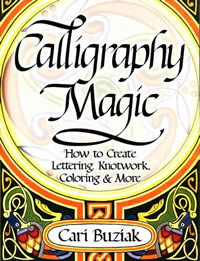 Calligraphy Magic front cover