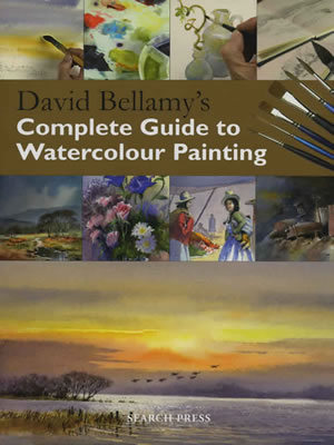guide complete watercolor painting to