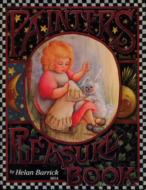 Painter's Pleasure Book 2 front cover