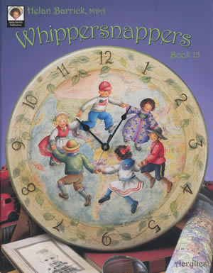 Whippersnappers Book 13 by Helan Barrick, MDA