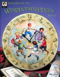 Whippersnappers Book 15 by Helan Barrick MDA