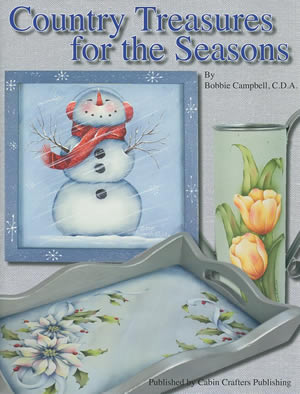 Country Treasures for the Seasons front cover