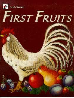Carol Chamness First Fruits Decorative Painting Books At