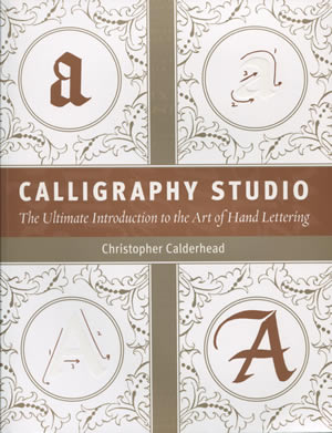 Calligraphy Studio front cover