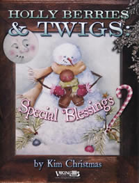 Holly Berries and Twigs: Special Blessings