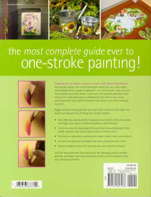 Donna Dewberry S All New Book Of One Stroke Painting The Most