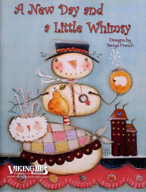 A New Day and a Little Whimsy front cover