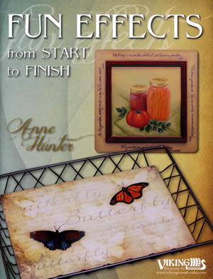 Fun Effects From Start to Finish by Anne Hunter