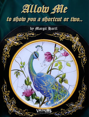 Allow Me by Margit Hartl front cover