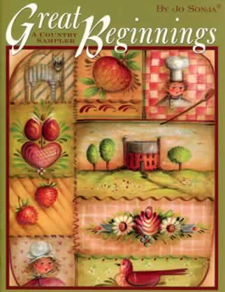 Great Beginnings by Jo Sonja Jansen front cover
