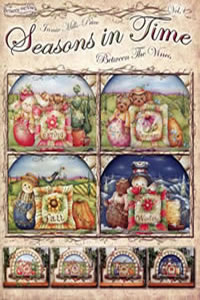 Seasons in Time Between the Vines Volume 1 front cover