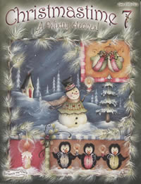 Christmastime 7 A Wintry Heaven front cover