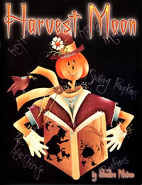 Harvest Moon front cover