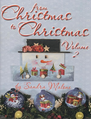 From Christmas to Christmas Volume 2 front cover