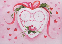 Valentine's Day Card from Paintbox Full of Greetings