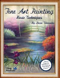 Fine Art Painting: Basic Techniques by Diane Trierweiler