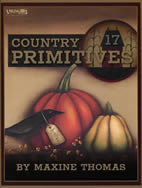 Country Primitives 17 by Maxine Thomas