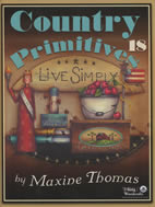 Country Primitives Volume 18 front cover