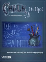 Chalk it Up! front cover