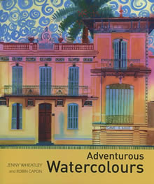 Adventurous Watercolours by Jenny Wheatley