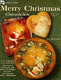 Merry Christmas Chronicles Big Green Book front cover