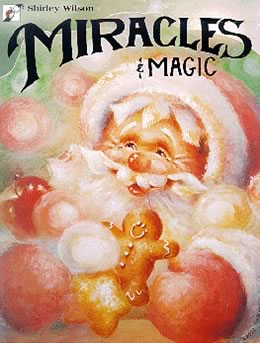 Miracles and Magic by Shirley Wilson front cover