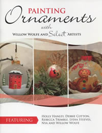 Painting Ornaments with Willow Wolfe and Select Artists