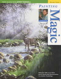 Painting Magic Volume 3 by Jerry Yarnell