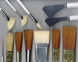 Bob Ross Landscape Brush Set