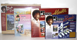 Bob Ross Paint Sets