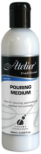 Chroma Atelier Pouring Medium, 8 oz.