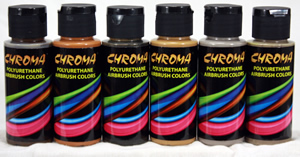Chroma Airbrush Wildfowl Paint