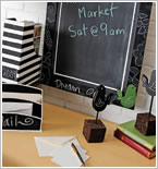 Chalkboard Paint Example