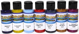 Chroma Airbrush Colors