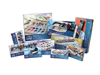Cotman Watercolor Sets