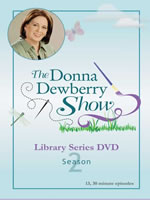 The Donna Dewberry Show Library Series DVD Season 2