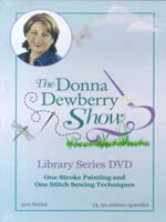 The Donna Dewberry Show Library Series DVD Series 300