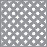 Versatile Checks, Americana Stencil Decor
