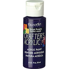 Regal Purple, 2 oz. Crafter's Acrylic